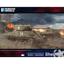 Rubicon: US Sherman M4A3/M4A3E8