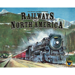 Railways of the World: Railways of North America (2017 Edition)