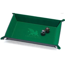 Dice Tray Rectangle Series: Green