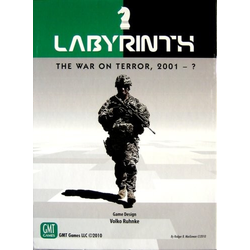 Labyrinth: The War on Terror (4th printing)