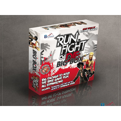 Run, Fight or Die! Big Box Expansion (inc. Running Late But We're Worth It expansion)