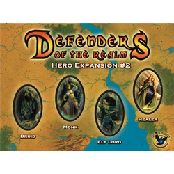 Defenders of the Realm: Hero Expansion 2