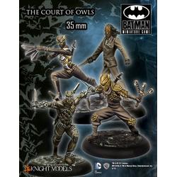 Batman Miniature Game: The Court of Owls