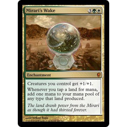 Magic löskort: Conspiracy: Mirari's Wake