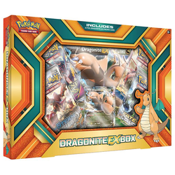 Pokemon TCG: Dragonite EX