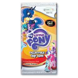 My Little Pony CCG: Friends Forever Booster Pack