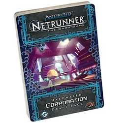 Netrunner LCG: Hardwired Corporation Draft Pack