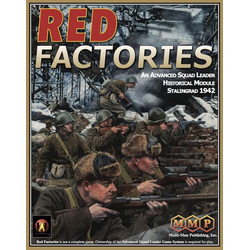 Advanced Squad Leader (ASL): Red Factories