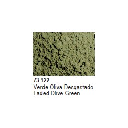 Vallejo Pigments: Faded Olive Green (30ml)