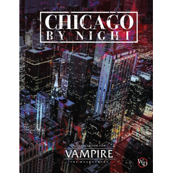 Vampire: The Masquerade (5th ed) - Chicago by Night