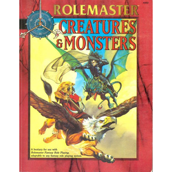 Rolemaster: Creatures & Monsters