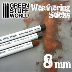 Weathering Brushes 8mm (3)