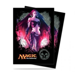 Ultra Pro Deck Protector Sleeves Liliana (80)