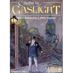 Call of Cthulhu: Cthulhu by Gaslight, Box (Begagnad) )