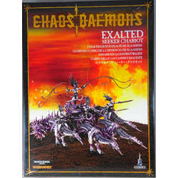 Daemons of Chaos: Exalted Seeker Chariot (Plast)