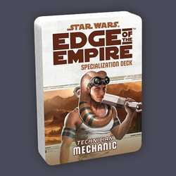 Star Wars: Edge of the Empire: Specialization Deck - Technician Mechanic