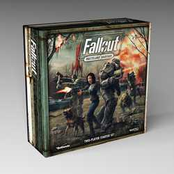 Fallout: Wasteland Warfare - Two Player Starter Set (Resin)