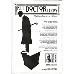 Kill Doctor Lucky: Director's Cut