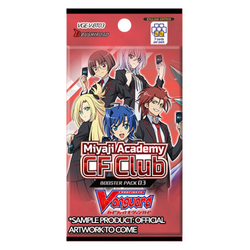 Cardfight!! Vanguard: Miyaji Academy CF Club Booster Pack