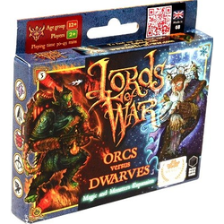 Lords of War: Orcs versus Dwarves 2 – The Magic and Monsters