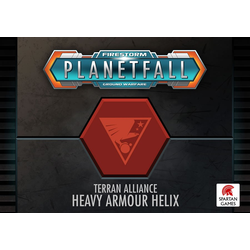 Firestorm Planetfall - Terran Alliance Heavy Armour Helix