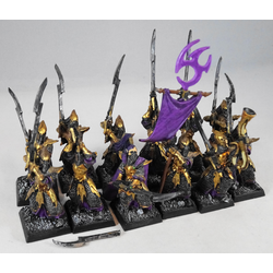 Dark Elf Executioners (12 st, Metall)