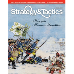 Strategy & Tactics: Issue 289, War of the Austrian Succession