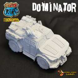 The Law Haulage Company Dominator