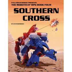 The Robotech RPG Book Four: Southern Cross (1987)