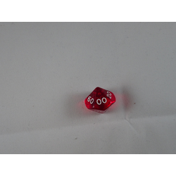 Red/white D10 (00-90)