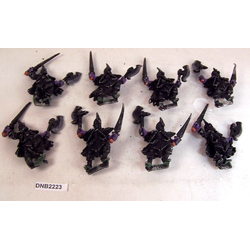 Dark Elf Black Ark Corsairs (Metall, 8st)