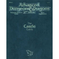 ADD 2nd ed: The Castle Guide