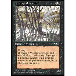 Magic löskort: Alliances: Swamp Mosquito