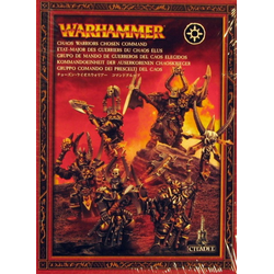 Slaves to Darkness Chaos Chosen Command (finecast)