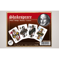Shakespeare Kortlek Deluxe