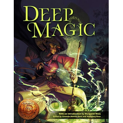 13th Age RPG: Deep Magic