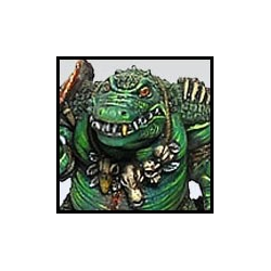 Fantasy Football Big Guy - Kroxigor Leviathan (metall) (Greebo)