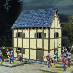 28mm Town House