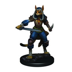 Icons of the Realms Premium Figures: Female Tabaxi Rogue