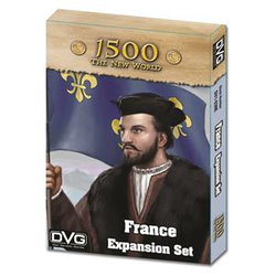 1500: The New World - France
