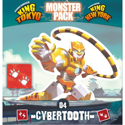 King of Tokyo: Monster Pack – Cybertooth