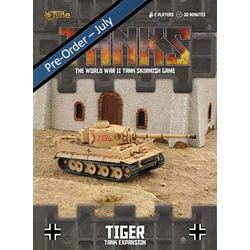 TANKS: German Tiger Tank