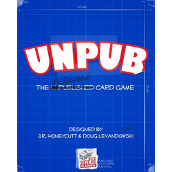 Unpub: The Unpublished Card Game