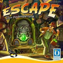 Escape: The Curse of the Temple (sv. regler, CD-skivan saknas)