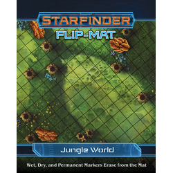 Starfinder Flip-Mat: Jungle World