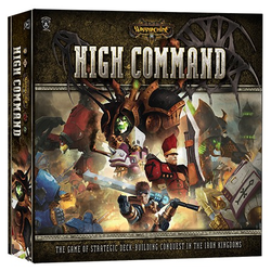 Warmachine: High Command: Core Set