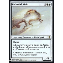 Magic löskort: Mystery Booster: Celestial Kirin (Foil)