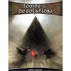 Shadow of the Demon Lord: Tombs of the Desolation