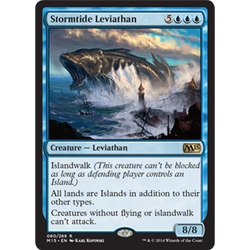 Magic löskort: M15: Stormtide Leviathan