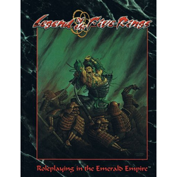 Legend of the Five Rings (1st ed): Core Rulebook